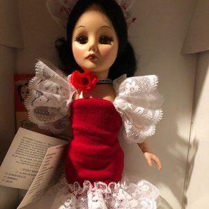 Argentina Effanbee doll